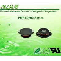 China PDBE0603 series High current unshielded SMD Power Inductors on sale