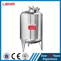 Stainless steel SS304, SS316 Storage tank  for shampoo, perfume, liquid soap, detergent, oil, shower gel, lotion cream Manufactures