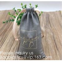 Crafts Bulk Unbleached Fabric Cloth Cotton Muslin Sachet Bags with Drawstring