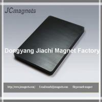 Ceramic Magnets Block 6 x 4 x 0.5, Package of 1 Hard Ferrite Magnet Manufactures