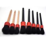 Fides Soft Hog Bristle Car Detailing Brushes Enough Length For Easily Exploring Manufactures