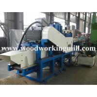 wood sawdust machine deal with wood log directly Manufactures