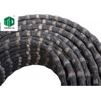 China Brazed Diamond Wire Saw For Cutting Quarry Stones And Metals Customized Wires on sale