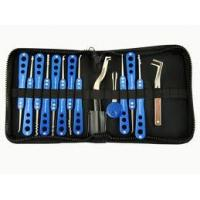 China Locksmith Tools Automotive Diagnostic Tools Champion Series Pick Set 20-In-One on sale