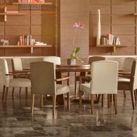 Modenr Star Hotel Restaurant Chair and Table Dining Hall Furniture Manufacturer Manufactures