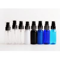 Buy cheap No Leaking Round Cream Bottle , Mini Size Empty Cosmetic Packing Bottles from wholesalers