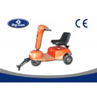 Two 600 / 900mm Mop Dust Cart Scooter Commercial Floor Cleaner Hand Brake Control Manufactures