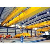 Professional Double Girder Eot Crane With Heavy Duty Open Winch Trolley Hoist Manufactures