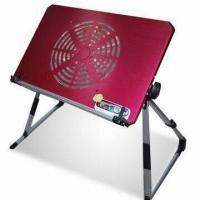 Laptop Cooling Pad with One Big Fan and Rated Current of 0.45A Manufactures