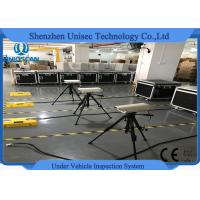 Lcd Screen Car Security Check Under Vehicle Inspection System Used In Hotel / Prison Manufactures