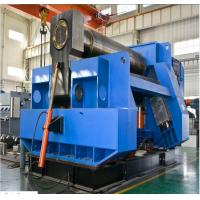 NC Control Plate Bending Machine W11s Series For Copper / Aluminum / Alloy