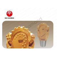 Jet Air Circulation Bearing Milled Tooth Bit , Tci Tricone Bit 732 IADC Code Manufactures