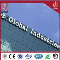 Quality Outdoor High Building Large Acrylic Letter sign, Building Sign, Large Sign letter for sale