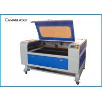 Granite Stone Desktop 100w CO2 Laser Engeraving Machine With Water Chiller Manufactures