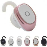 Super Voice Control Mini Stereo Inner Ear Bluetooth 4.0 Wireless Earphone Headphone Mini9 Manufactures