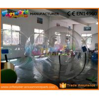 Durable Transparent Water Zorb Walking Ball Inflatable Water Bubble Soccer Manufactures