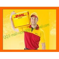 DHL international express Chinese imports to Singapore Manufactures