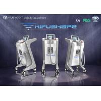 Buy cheap Vertical Safety HIFU Machine Wind Water Cooling For Body Lift from wholesalers