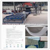 Mgo Board / Aluminium Foil Paper / PVCLamination Machine 1 years Warranty Manufactures