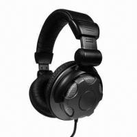 DJ Headphones in Red/Green/Black, Surround Bass Sound, Comfortable, Customized Logos are Welcome Manufactures