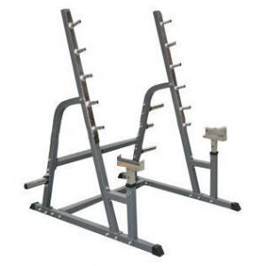 1760*1565*1795 Mm 111 Kg Gym Dumbbell Rack Stainless Steel Tube Q235
