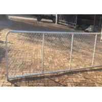 Chain Link Fabric Gate 3.66m x 1.0m (3ft x 12ft ) Manufactures