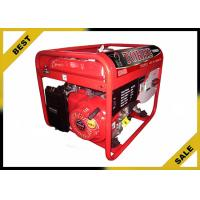 4 Strokepower 1 Cylinder Electric Generators 220 V Quick Starting Advanced OHV Manufactures