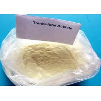 Tren Anabolic Yellow Steroid Trenbolone Acetate for Bodybuilding CAS 10161-34-9 Manufactures