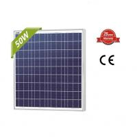 Low Iron Tempered Glass Home Solar Panels / Domestic Solar Panels 4*9 Manufactures