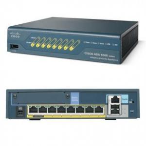 China Cisco Network Security Appliance , Cisco ASA 5505 Firewall ASA5505-UL-BUN-K9 on sale