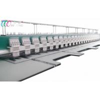 China Clothing 24 Head Computerized Embroidery Machine , Mixed Commercial Embroidery Equipment on sale