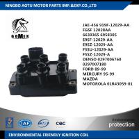 Full Electronic Car Ignition Coil DENSO 0297006760 0297007180 MAZDA MOTOROLA 01R4305901 Manufactures