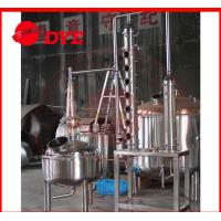 Manual Stainless Steel Industrial Alcohol Distillation Equipment Manufactures