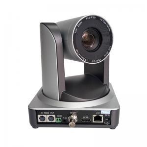 Full HD 1080P60 10X Optical Zoom IP PTZ HD MI 3G-SDI Live broadcast camera poe power Manufactures