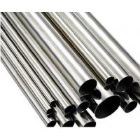 Round Polished Ss Welded Pipes Welded Steel Pipe High Precision Thin Wall Manufactures