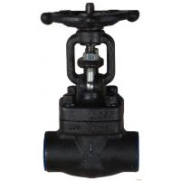 Quality forged steel Threaded and undertake welding gate valves SW end connection 800LB for sale