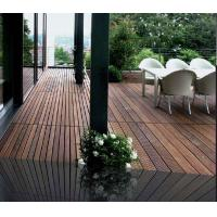 Carbonized oak outdoor Decking Manufactures