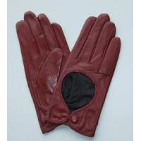 Lady′s Fashion Leather Gloves (CF10109) Manufactures
