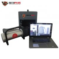 Portable X Ray Airport Baggage Scanning Equipment With Intelligent Software Manufactures