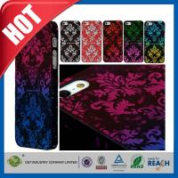 Dustproof Shock Resistant Iphone 5 5S 5G Apple Cell Phone Cases , Mobile Phone Covers Manufactures