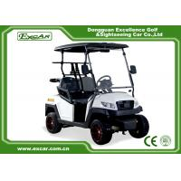 Electric Golf Car With USA Lead - Acid Wet Batteries Manufactures