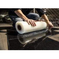 Durable Self Adhesive Protective Film , Hard Floor Protection Film For Countertops Manufactures