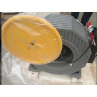 1.0m/S 450kg Gearless Torin Elevator Traction Machine Gray Color With Wooden Package Manufactures