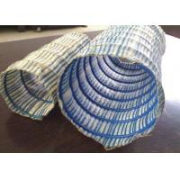 Composite Flexible Permeable Hose Soft , Penetrated Permeable Pipe With Iron Wire Manufactures