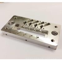 Clear Anodizing Surface Short Run Custom CNC Machining 0.003mm Tolerance Manufactures
