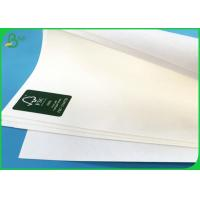 FSC Certified 40gsm To 135gsm Bleached White Kraft Coils With Food Grade Bags Manufactures