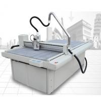 Quality feather garment sewing template cutting table for sale