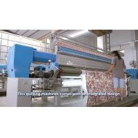 Multi Head Computerized Embroidery Machine With Low Thread Breaking Rate Manufactures