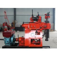 China GK180 Core Drill Rig / Mining Core Drilling Equipment Color Customized on sale