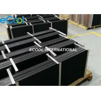 Epoxy Resin Fin And Tube Heat Exchanger For Refrigerants , Freon R410a Manufactures
